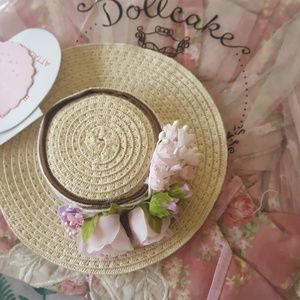 Dollcake NWT hair clip Barrett Fascinator Romantic